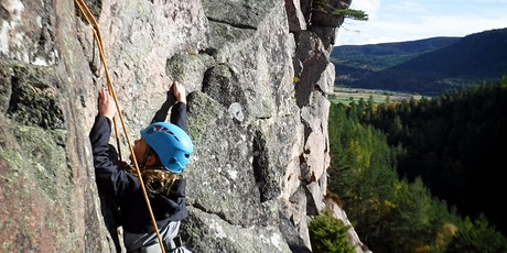 Rock Climbing - Pass of Ballater tickets