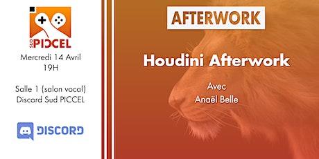 Sud PICCEL - Houdini Afterwork avec Anaël Belle billets