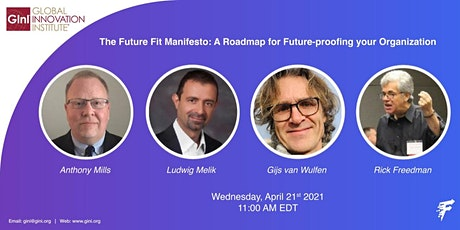 The Future Fit Manifesto:  A Roadmap for Futureproofing Your Organization tickets