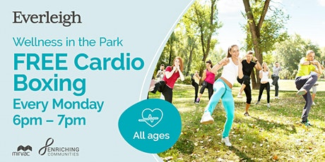 Cardio Boxing Classes at Leaf Park tickets
