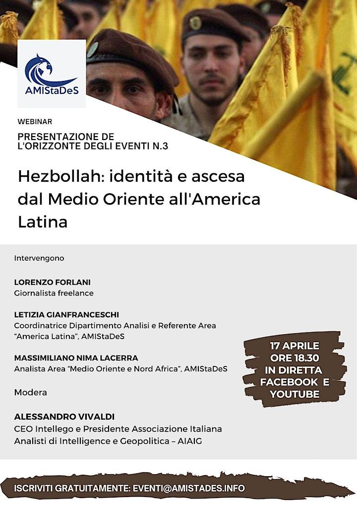 Immagine Hezbollah: identità e ascesa dal Medio Oriente all'America Latina