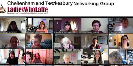 Cheltenham & Tewkesbury Ladies Who Latte SPEED Networking tickets