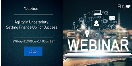 Webinar: Vital Capabilities Businesses Need To Thrive In The 'New' Normal tickets