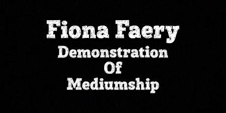Demonstration of Mediumship - Instagram Live tickets