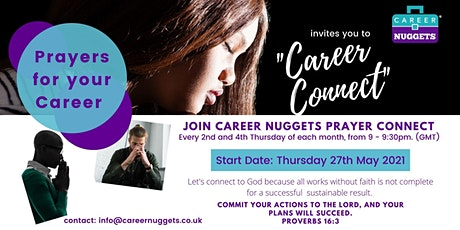 Career Connect - Prayers for your Career tickets