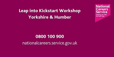 Leap into Kickstart - Leeds, York and North Yorkshire tickets