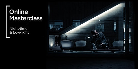 Online Masterclass | Night-time & Low-light Photography tickets