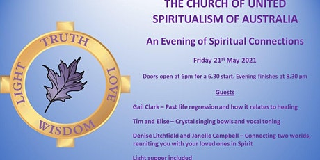 An Evening of Spiritual Connections tickets