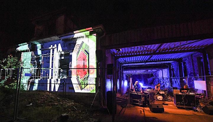 Instandsetzung#2 // Lost Place & Medienkunst-Quartier: Bild