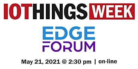 EDGE FORUM - Online tickets