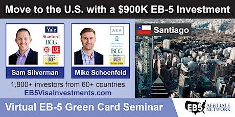 U.S. Green Card Virtual Seminar – Santiago, Chile tickets