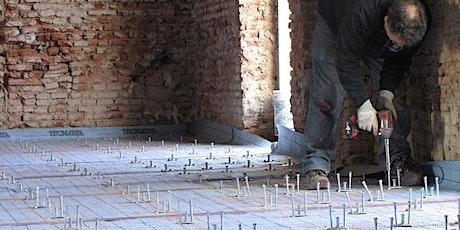 WEBINAR INGEGNERI | Rinforzo di edifici in c.a con il jacketing biglietti