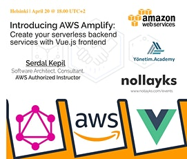 AWS Serverless APIs & Web Apps - A Complete Introduction - FREE WEBINAR entradas