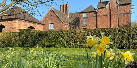 Timed entry to Moseley Old Hall (12 Apr - 18 Apr) tickets