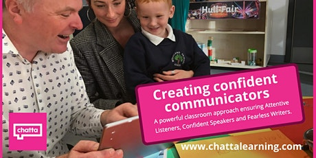 Chatta Matters: The Power of Storytelling ( FREE FOR PARENTS/CARERS) tickets