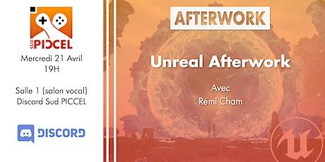 Sud PICCEL - Unreal Afterwork avec Rémi Cham tickets