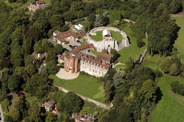 Farnham Castle Guided Tour 30th June 2021, 2pm image