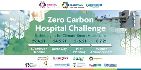 Zero Carbon Hospital Challenge - Q&A Webinar tickets