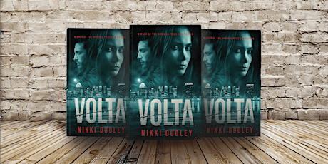 'Volta' Book Launch and talk on Writing Award-Winning Crime Fiction tickets