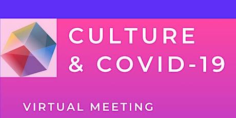 Culture & Covid-19 entradas