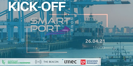 KICK-OFF COOCK Smart Ports tickets