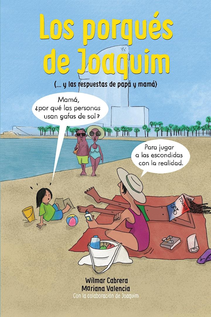 Imagen de 'Los porqués de Joaquim', de Wílmar Cabrera y Mariana Valencia (Colombia)