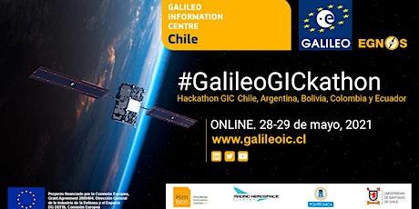 #GalileoGICkathon tickets