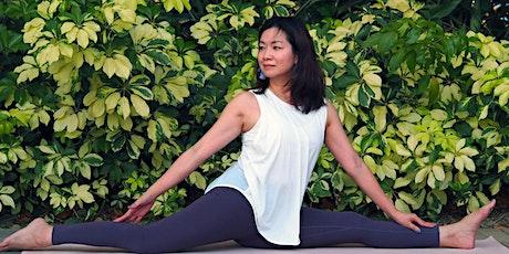 Yoga Workshop - Happy Hips & Hamstrings! tickets