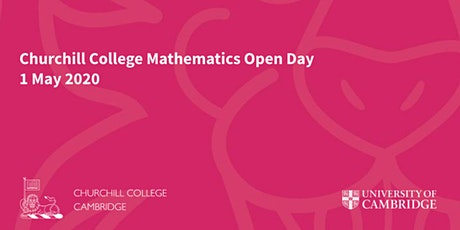 Churchill College Mathematics Virtual Open Day 1May tickets