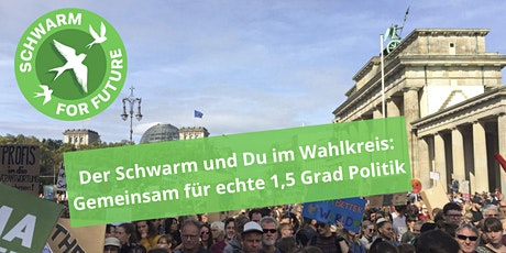 Onlinetraining: Üben, fertig, los! Klimagespräche mit deinen Abgeordneten tickets