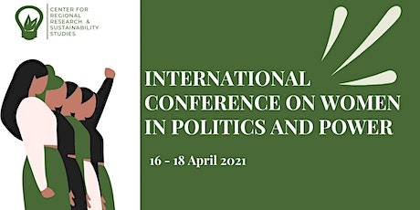 'International Conference on Women in Politics and Power tickets
