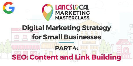Brand Strategy Part 4: SEO for small businesses tickets