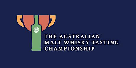 Australian Malt Whisky Tasting Championship 2021 tickets