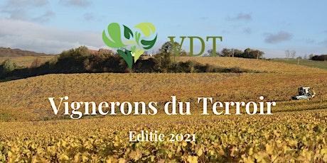 Vignerons du Terroir 2021 (Consumenten) tickets