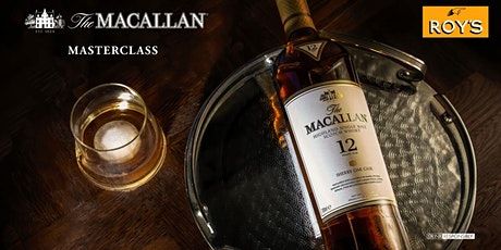Roy Hammond | Macallan Whisky Masterclass tickets