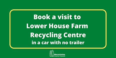 Lower House Farm - Wednesday 14th April tickets