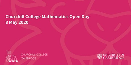 Churchill College Mathematics Virtual Open Day 8 May tickets