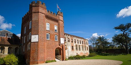 Farnham Castle Guided Tour 21st July 2021, 2pm tickets