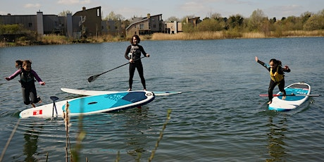 Active Squad Paddleboarding Lower Mill Estate tickets