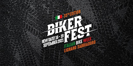 35° Biker Fest International biglietti