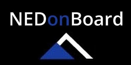 13.07.2021 - NEDonBoard Online: Public Sector NED Role tickets