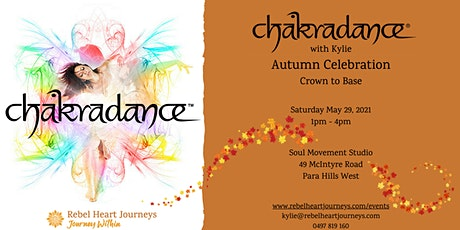 CHAKRADANCE™ - Celebrate Autumn tickets