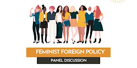 Feminist Foreign Policy tickets