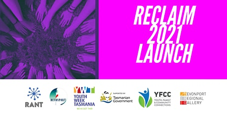 Reclaim 2021 Official launch event tickets