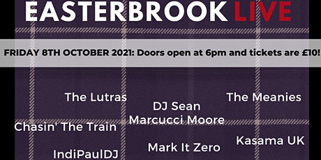 Easterbrook Live tickets