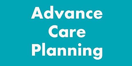 Advance Care Planning Training tickets