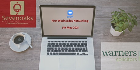 FIRST WEDNESDAY NETWORKING MAY 2021 tickets