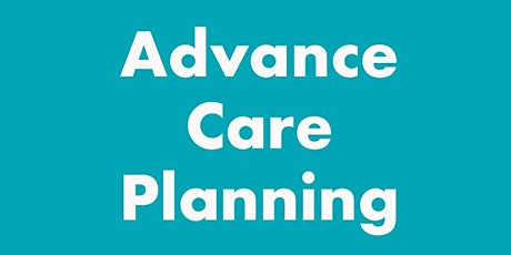 Advance Care Planning Training tickets