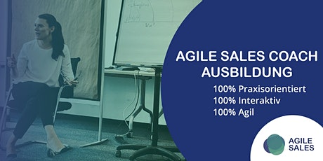 zert. Agile Sales Coach Ausbildung Tickets