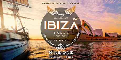 "Lucky Presents // Ibiza Tales #2 ""Pirate Ship Harbour Cruise"" tickets"